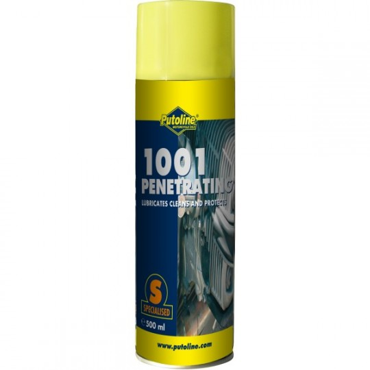 PUTOLINE - 1001 PENETRATING SPRAY MULTIFUNZIONE