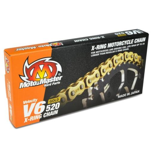 MOTO MASTER - CATENA X-RING V6