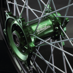 Z-WHEEL - MOZZI ANTERIORI ASTELIGHT