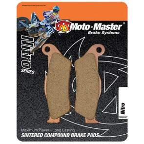 MOTO MASTER - PASTIGLIE FRENO NITRO