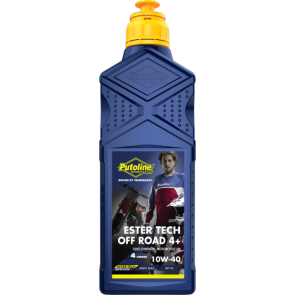 PUTOLINE - ESTER TECH OFF-ROAD 4+ OLIO 100% SYNT