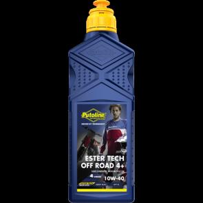 PUTOLINE - ESTER TECH OFF-ROAD 4+ OLIO 100% SYNT