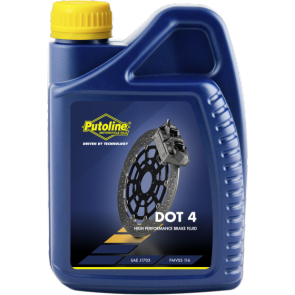 PUTOLINE - DOT 4 BRAKE FLUID FLUIDO FRENI