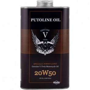 PUTOLINE - GENUINE V-TWIN OLIO SYNT SAE 20W-50