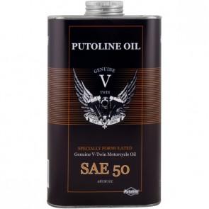 PUTOLINE - GENUINE V-TWIN OLIO SYNT SAE 50