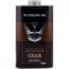 PUTOLINE - GENUINE V-TWIN GEARBOX OIL OLIO CAMBIO V-TWIN