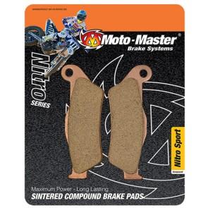 MOTO MASTER - PASTIGLIE FRENO NITRO SPORT