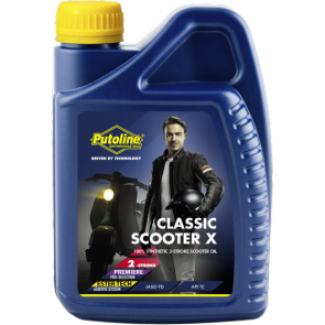 PUTOLINE - CLASSIC SCOOTER X OLIO SYNT