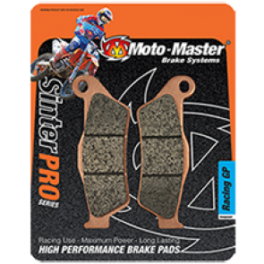 MOTO MASTER - PASTIGLIE FRENO SINTER PRO RACING GP