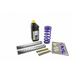 HYPERPRO - COMBI KIT PROGRESSIVO - MOLLA MONO + MOLLE FORCELLA + OLIO SPECIFICO