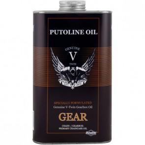 PUTOLINE - GENUINE V-TWIN GEARBOX OIL OLIO CAMBIO V-TWIN
